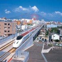 鹿児島新幹線開通