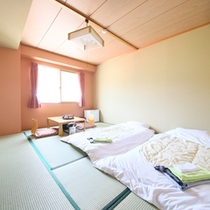 *【客室例】自宅感覚でのんびりお寛ぎ頂けます。