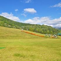 *ホワイトワールド尾瀬(グリーンシーズン)/冬はスキー場ですが、夏には一面に緑が広がります。