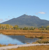*秋の尾瀬。広大な自然が広がります。【片品村観光協会 提供】