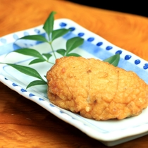 【料理単品】地元名物のトビウオのすり身にしたやくしま揚げ!屋久島の逸品!