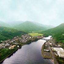 【宮之浦川】自然に囲まれた立地で世界遺産の島を楽しもう♪