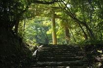 東山神社鳥居