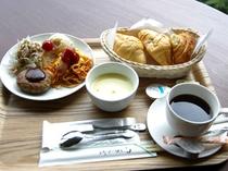 朝食1(洋食)
