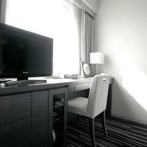 快適性を追求した客室
