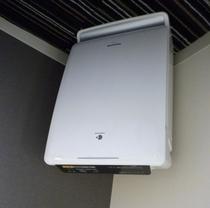 全室設置加湿付空気清浄機