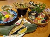 初夏の天然鮎と鰻の競宴(イメージ)