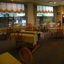 レストランの様子