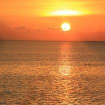 *夕陽イメージ