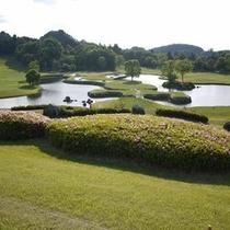 *約40万坪の広大なゴルフ場