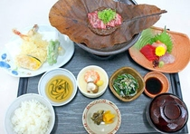 デイナー例(コーヨー御膳)