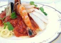 お食事例【海鮮パスタ】