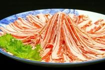 豚肉の味噌鍋プラン
