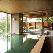 宿泊者専用天然温泉大浴場