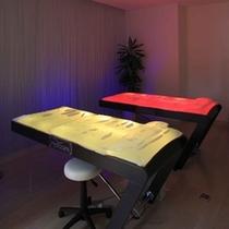 スパ ラフォーレ ドゥ ヴォーテ 日本初導入 LEDウォーターベッド