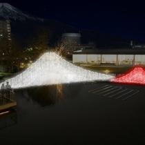 ファンタジー富士山