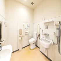 ■1階多目的トイレ