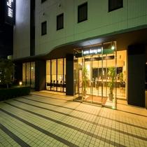 ■ホテルエントランス