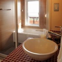 桜-sakura 眺望室内風呂