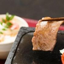 別邸KURO お夕食