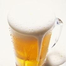 夏プラン限定!生ビール無料サービス♪