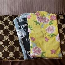 男性色浴衣、女性色浴衣