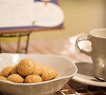 にじCafeオリジナル手作りクッキー♪