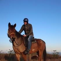 王子様プラン 馬に乗った彼に惚れ直すかも♪