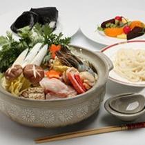 ご夕食_お鍋セット