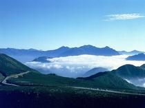 雲上の乗鞍スカイライン
