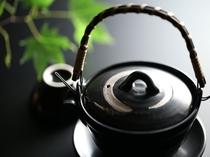 松茸の土瓶蒸し 7/19撮影