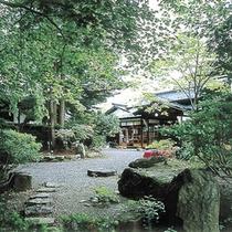 *【周辺】西宮家は、田町武家屋敷通りにございます。