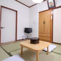 *和室4.5畳一例/一人旅に最適なコンパクトサイズの和室です。
