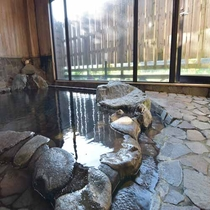 大岩風呂「万座の湯」