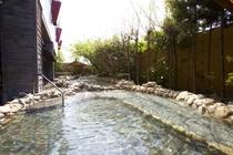 日本渓流露天風呂