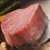 鉄板焼「二条」ステーキ