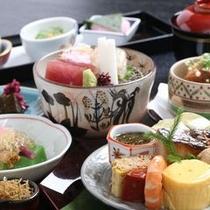 京料理「花ごよみ」ご夕食一例