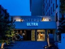 「ULTRA x ANTEROOM exhibition 201