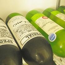 *【レストラン】ワインも各種取り揃えております。
