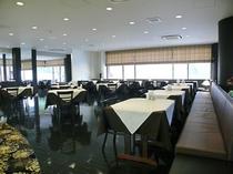 【2階レストラン】フローリング側