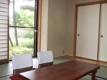 和室(日本庭園)