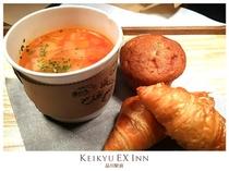 ◆朝食テイクアウトセット(スープセット)◆