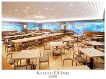 ◆朝食会場 3Fガーデンレストラン(イメージ)◆
