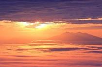 夜明けの雲海