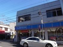 ローソン中区千代田店(コンビニ)徒歩約2分