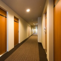 客室廊下①