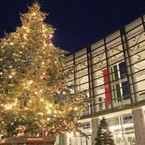 【冬】コンサートホール・Kitara