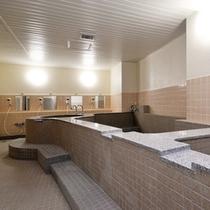 地下1F 男性専用大浴場