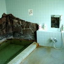 *【温泉】源泉かけ流し!当館自慢の温泉に入るとお肌がつるつるになります。
