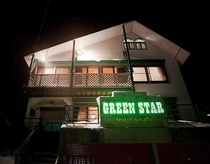 hotel & cefa GREEN STAR 外観